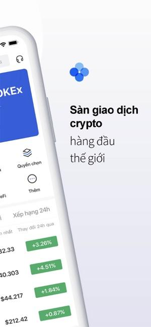 OKEx - Trade Crypto & Bitcoin