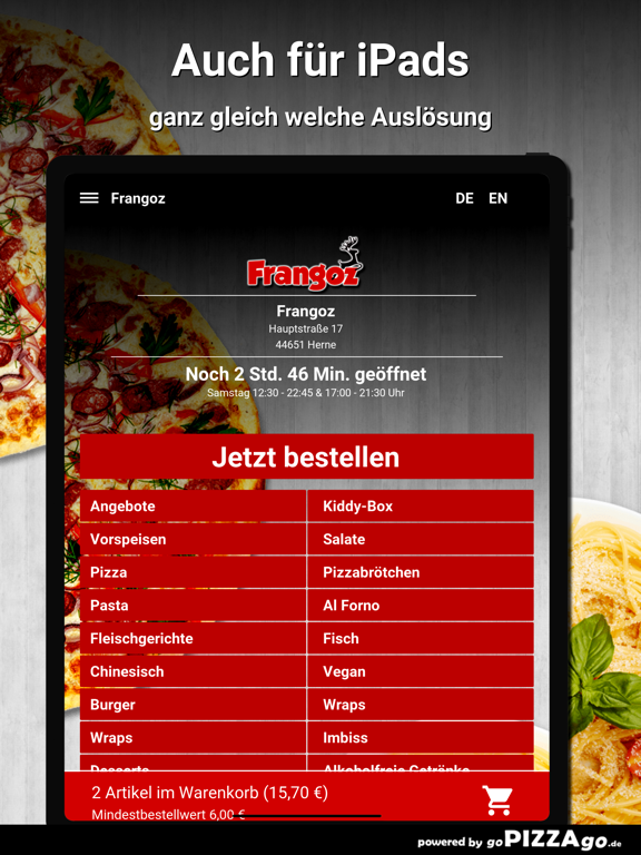 Frangoz Herne screenshot 7