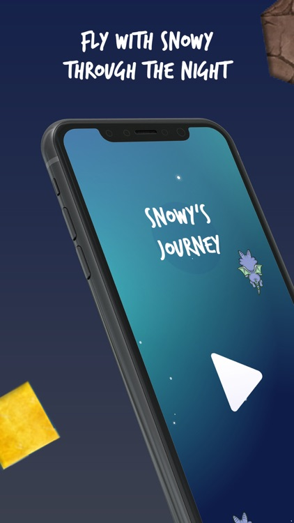Snowy's Journey Dragon Rise Up