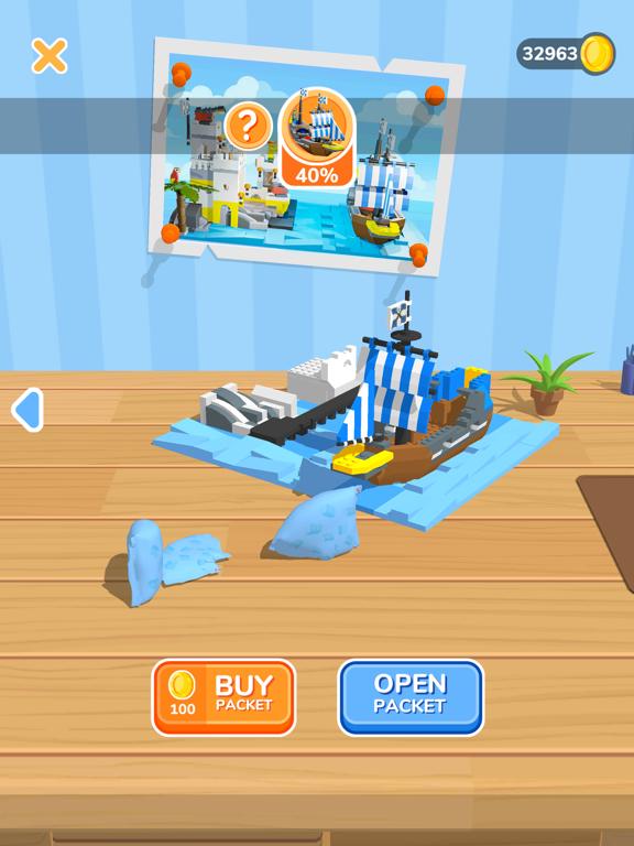 Construction Set - Toys Puzzleのおすすめ画像4