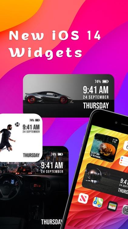 Home Screen Widgets Maker