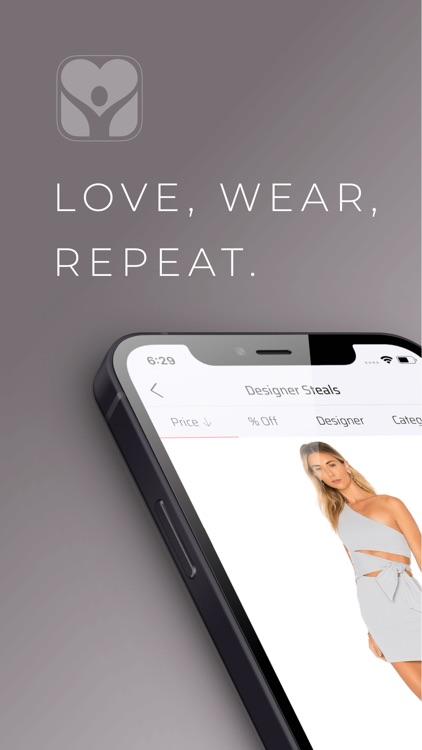Encore: Love, Wear, Repeat.