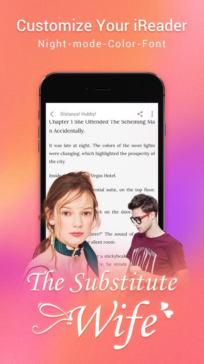 LikiNovel - Romantic stories screenshot-3