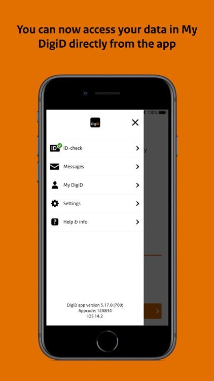 DigiD screenshot-4