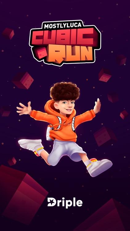 Cubic Run by MostlyLuca