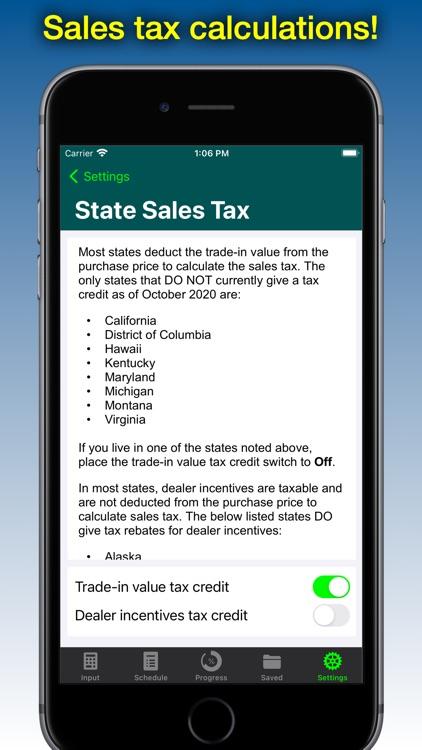 Loan Calculator - Loan2Me screenshot-8