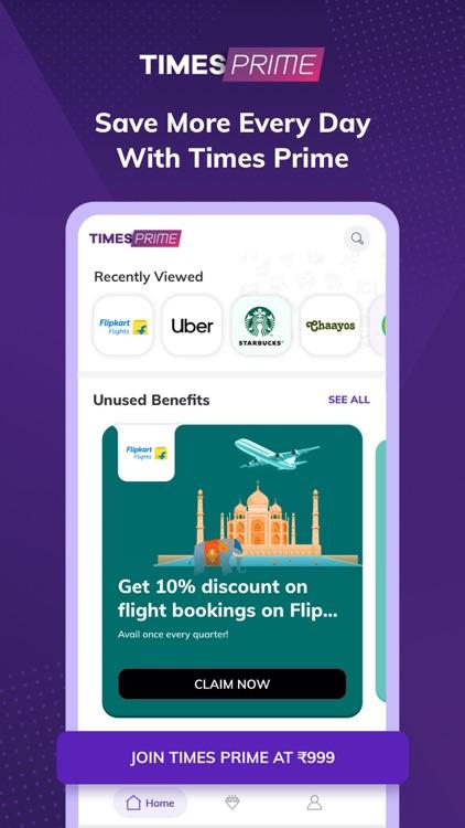 Times Prime:Premium Membership