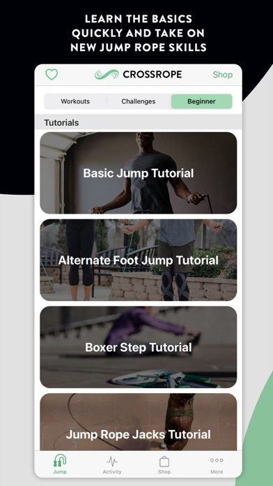 Jump Rope Training | Crossropeのおすすめ画像3