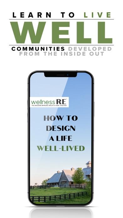 WellnessRE Magazine screenshot 2