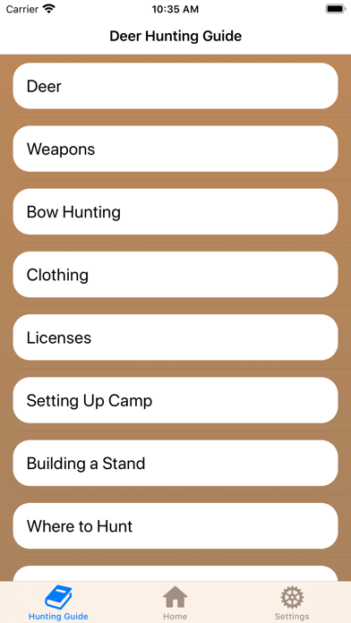 Deer Hunting Calls: Sound Pro Screenshots