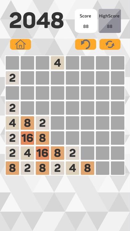 2048 Puzzle Tile screenshot-4