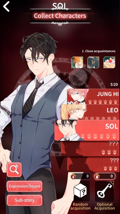 LoveUnholyc screenshot-4