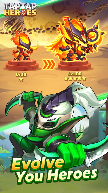 Taptap Heroes:Void Cage