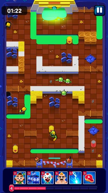 Zombie Tactics screenshot-3
