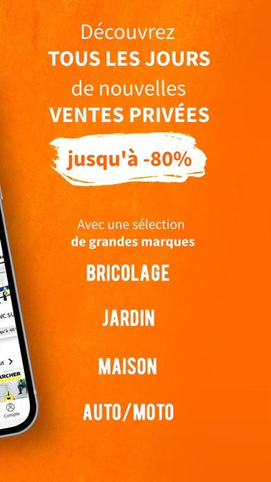 Brico Privé - Ventes privées
