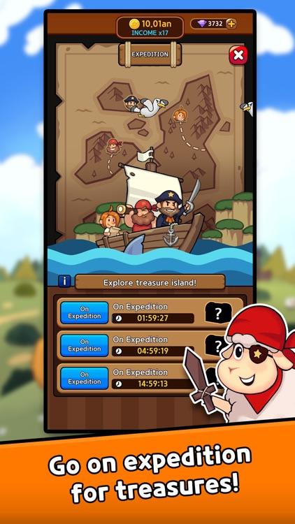 Sheep Farm: Idle games, Tycoon screenshot-4