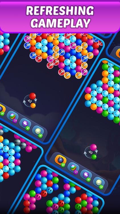 Bubble Deluxe: Pop Shooter screenshot-3
