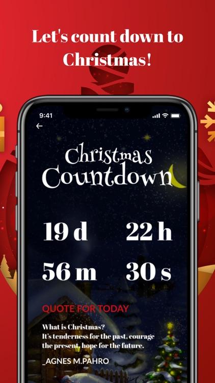 Santa Clause Call Tracker App screenshot-5