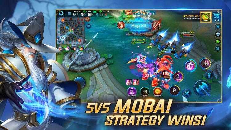 Heroes Evolved screenshot-0