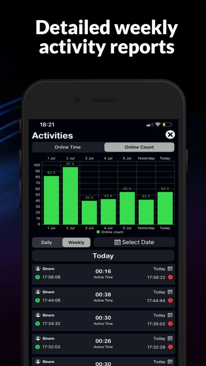 WaLog - Online Tracker screenshot-3