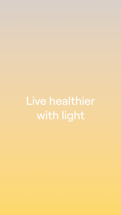 LYS: Live healthier with light screenshot-5