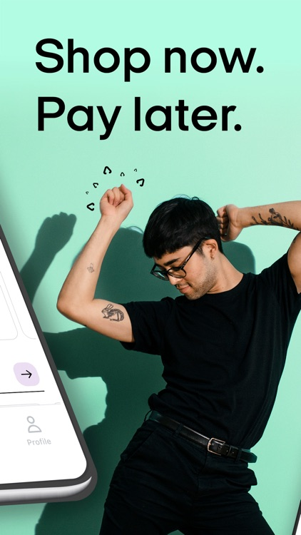 Afterpay: Shop now. Pay later.