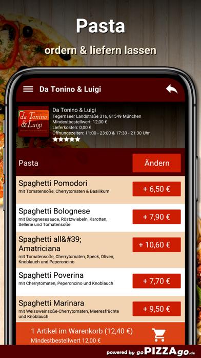 Da Tonino Luigi München screenshot 5
