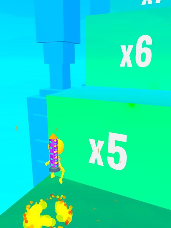 Rocket Bumper! screenshot 6