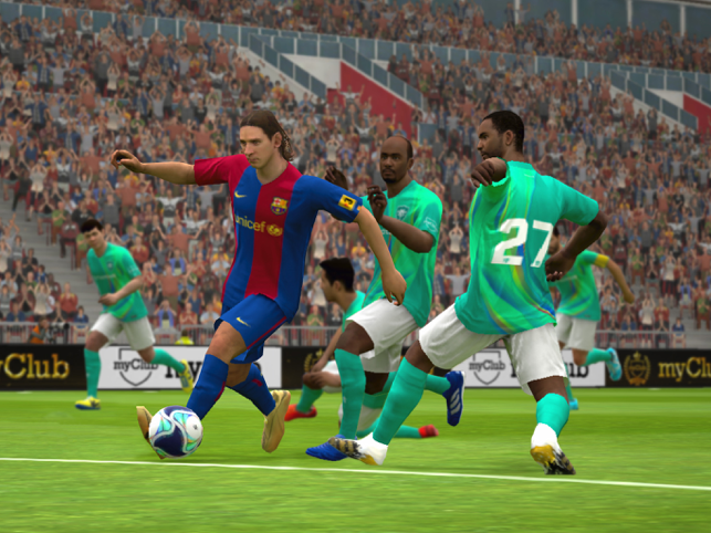 ‎eFootball PES 2021 Capture d'écran