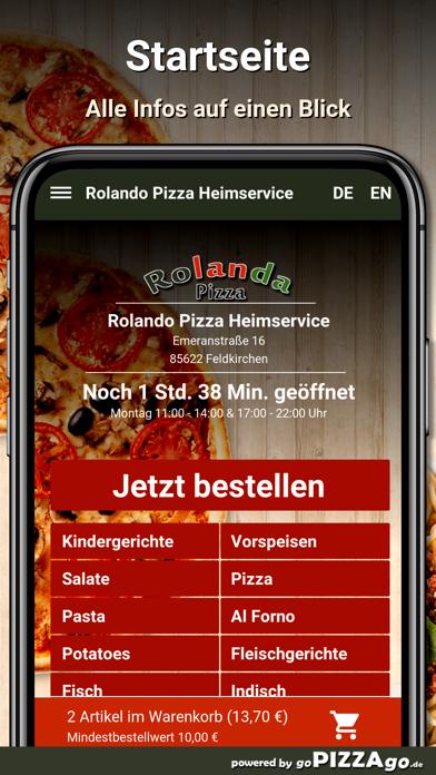Rolando Feldkirchen screenshot 2