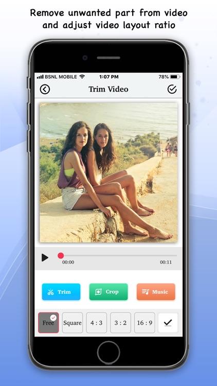 Birthday Music Video Maker screenshot-6