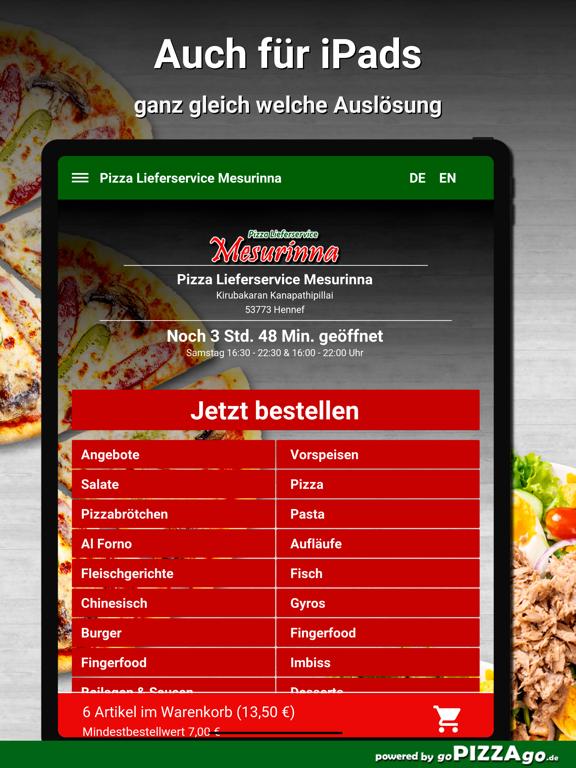 Mesurinna Hennef Lieferservice screenshot 7