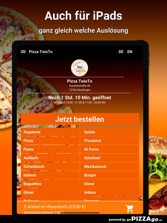 Pizza TwisTo Reutlingen screenshot 7