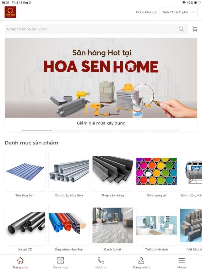 Hoa Sen Home