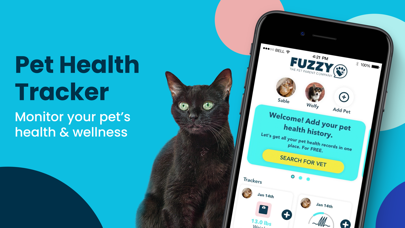 Fuzzy: Live Vet Care & Support Screenshot