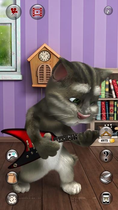 おしゃべり猫のトーキング・トム2 ScreenShot3