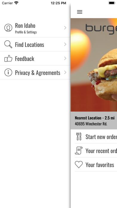 Burger LoungeScreenshot of 2