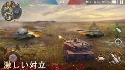Tank Warfare: PvP Blitz Game紹介画像2