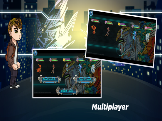 Monbots RPGのおすすめ画像6