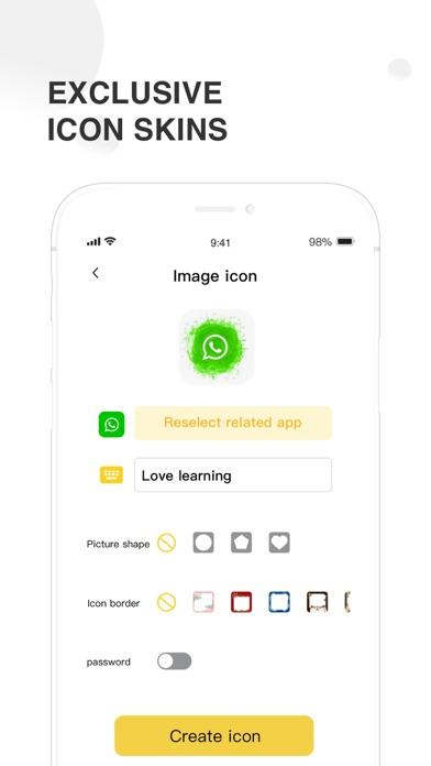 Icon Changer + screenshot 4