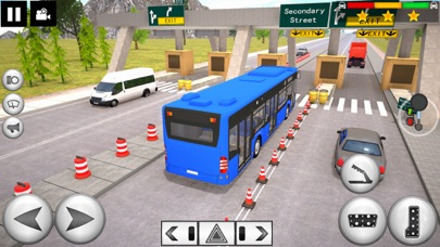 Coach Bus Driving School 2020のおすすめ画像2