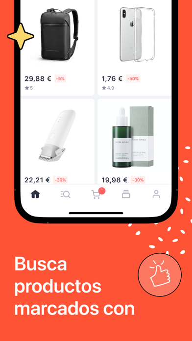 Descargar Joom. Compras para cada día. para Android