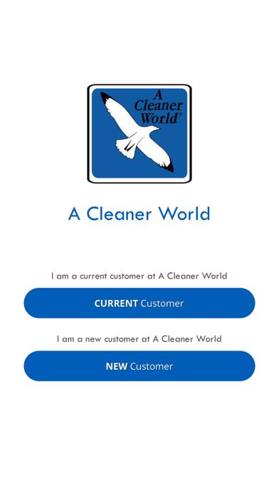A Cleaner World Screenshot