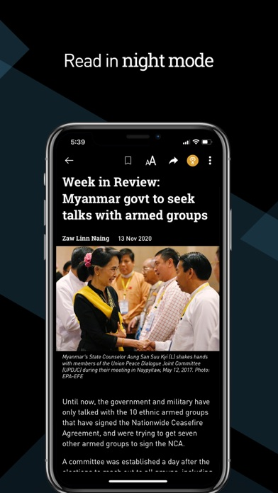 messages.download The Myanmar Times software