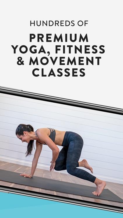 YA Classes - Home Yoga Classes screenshot-0