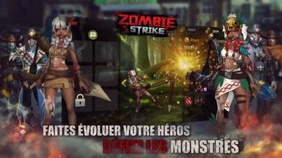 Zombie Strike-Idle Battle SRPG