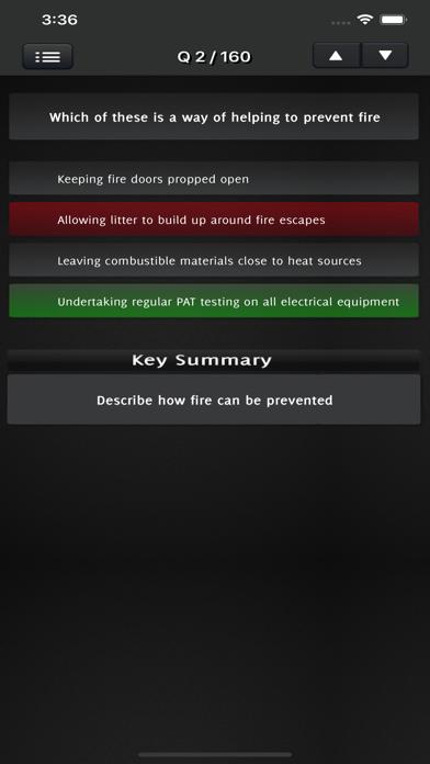 SIA Security Guard Exam Test screenshot 4