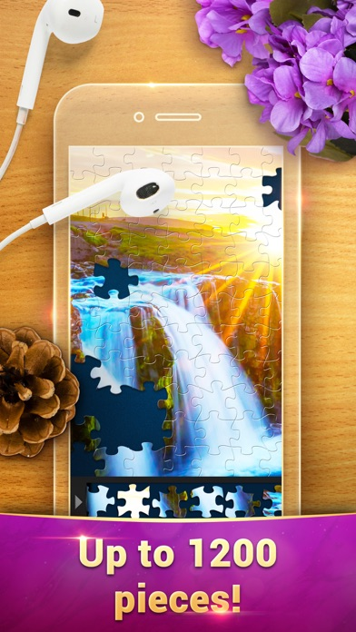 Magic Jigsaw Puzzles - HD Game for windows pc