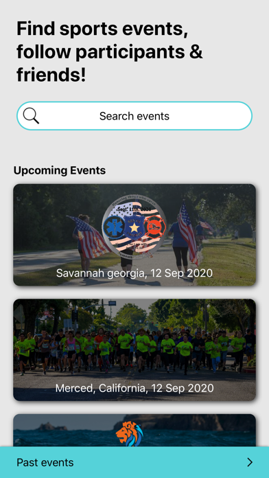 messages.download MYLAPS Sporthive Live Events software