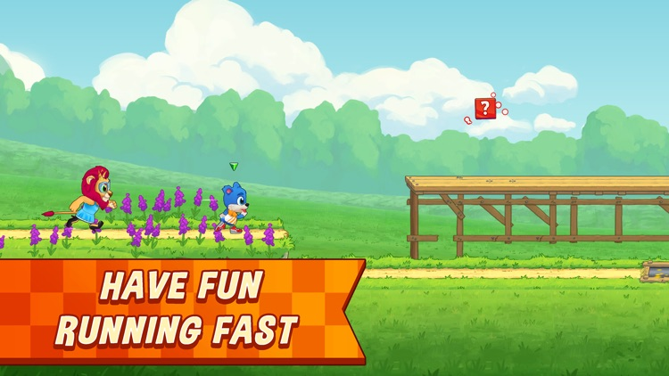 Fun Run 4 - Multiplayer Games screenshot-9